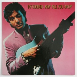 CD Ry Cooder- bop till you drop