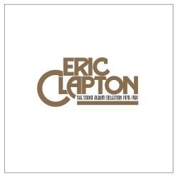 LP ERIC CLAPTON THE STUDIO ALBUM 9 LP COLLECTION COFANETTO 602547502773