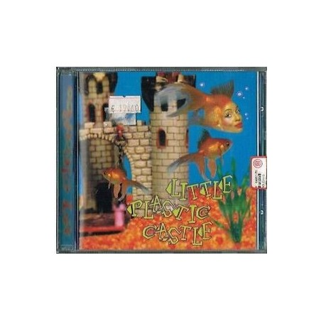 CD Ani Di Franco Little plastic castle