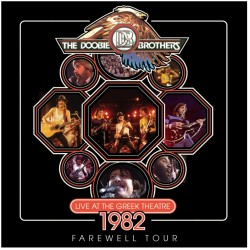 CD The Doobie Brothers- live at greek theatre 1982