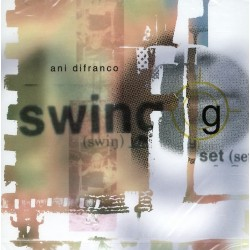 CD Ani Di Franco- swing set