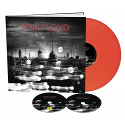 PINK FLOYD-LONDON 1966/1967 - vinile (LP) + CD + DVD