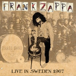 Frank Zappa - Live In Sweden - Audio Cd