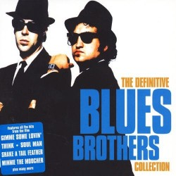 THE BLUES BROTHERS THE DEFINITIVE COLLECTION 2 CDs