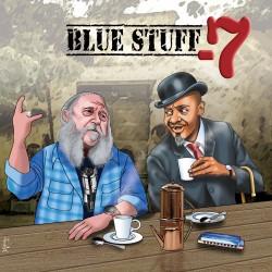 CD BLUE STUFF -7 8033874380147