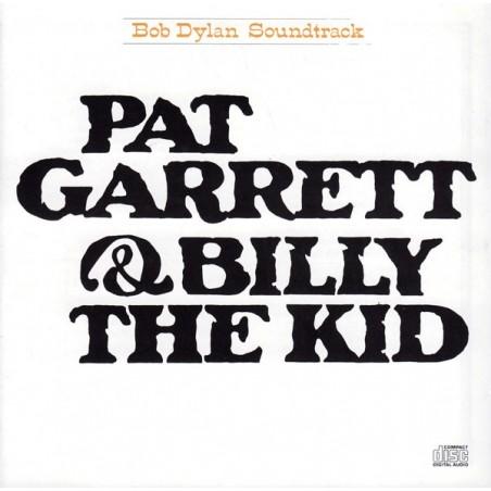 CD Bob Dylan- pat garrett & billy the kid