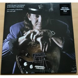 Stevie Ray Vaughan and Double Trouble-LIVE AT Apollo a Manchester GIUGNO 22nd
