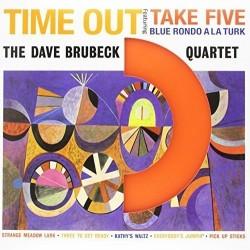 Time Out-Dave Brubeck Quartet Lp
