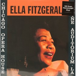 At The Opera House ELLA FITZGERALD Vinyl Record