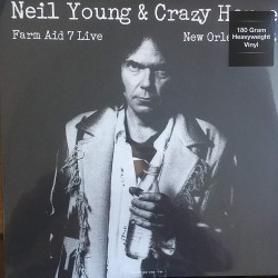 LP Neil Young & Crazy Horse - Live At Farm Aid 7 In New Orleans 889397521035