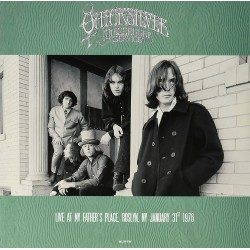 """Quicksilver Messenger Services Live at My Father's Place LP 12"""""""
