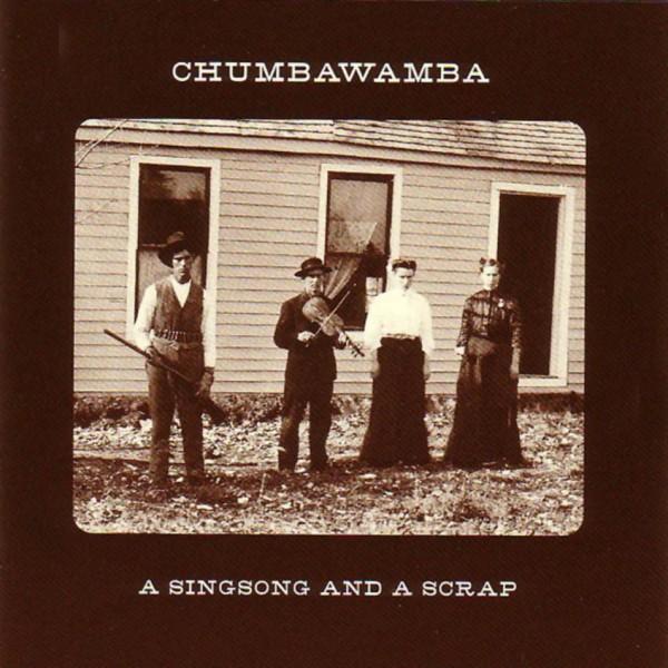 CD Chumbawamba- a singsong and a scrap