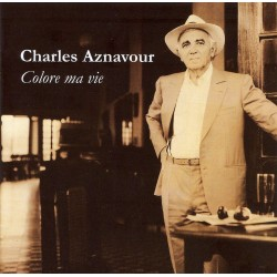 Charles Aznavour - Colore ma vie - CD