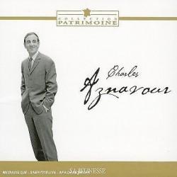 Charles Aznavour - Sa Jeunesse - Audio Cd