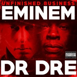 Eminem & Dr Dre - Unfinished Business NEW CD 803343195347