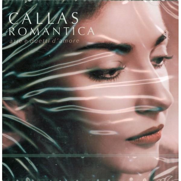 CD Callas- romantica aria e duetti d'amore