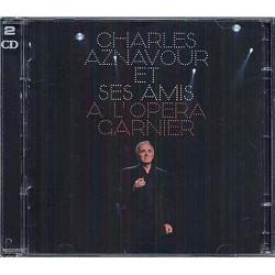 CD Charles AZNAVOUR Et ses amis A l'Opera Garnier 5099922903624