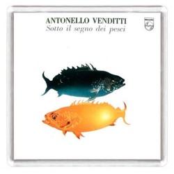 ANTONELLO VENDITTI - Sotto Il Segno Dei Pesci, 40° Anniversario 2 CD