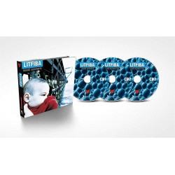 Litfiba - Mondi Sommersi Legacy Edition (3 Cd)
