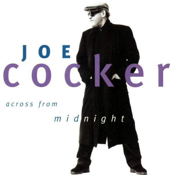 CD Joe Cocker- across from midnight