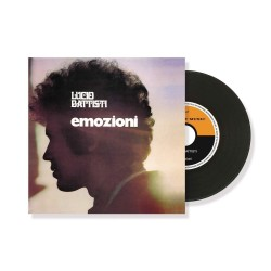 cd Lucio Battisti - Emozioni (Vinyl Replica Limited Edition)