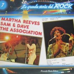 LP La Grande Storia Del Rock VOL 7 - Martha Reeves, Sam & Dave, The Association - NM