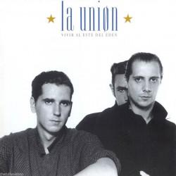 """LP La Unión,Vivir Al Este Del Edén 1988 NM 12"""" 022924467615"""