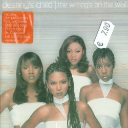 CD Destiny's Child- the writing's on the wall