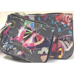 POCHETTE COPPIA FARFALLE TURNOWSKY BUTTERFLIES Double Clutch 8009117953843