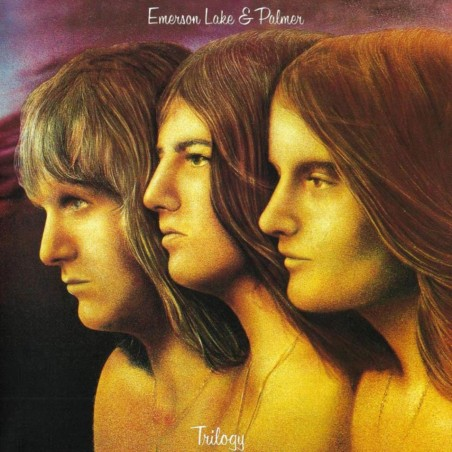 CD Elp- Emerson Lake & Palmer trilogy