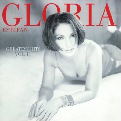 CD Gloria Estefan- greatest hits vol II