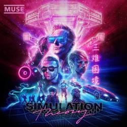 CD Muse - Simulation Theory 0190295578855