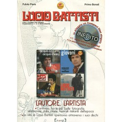 Libro e cd lucio battisti...