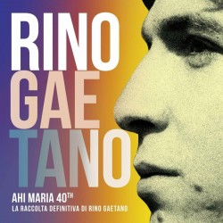 CD RINO GAETANO Ahi Maria...