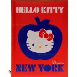 DIARIO HELLO KITTY ROSSO 2...
