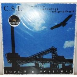 LP C.S.I. FORMA E SOSTANZA