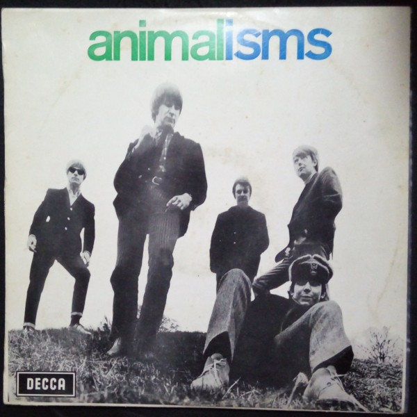 CD The Animals-Animalisms 4009910477229
