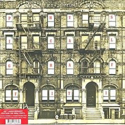 LP Led Zeppelin - Physical Graffiti 2LP