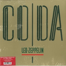 LP CODA LED ZEPPELIN 180 GR...