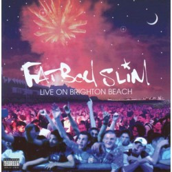 CD Fat Boy Slim- live on brighton beach