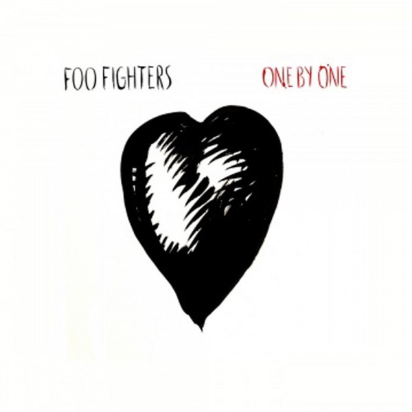 CD Foo Fighters- one by one