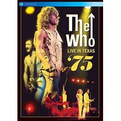 DVD The Who - Live In Texas...
