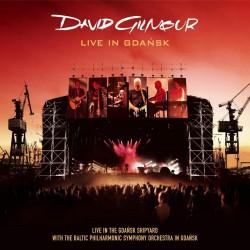 CD David Gilmour LIVE IN...