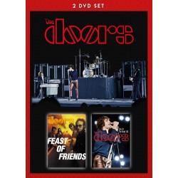 DVD The Doors - Feast Of...