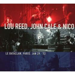 LOU REED, JOHN CALE & NICO - Le Bataclan