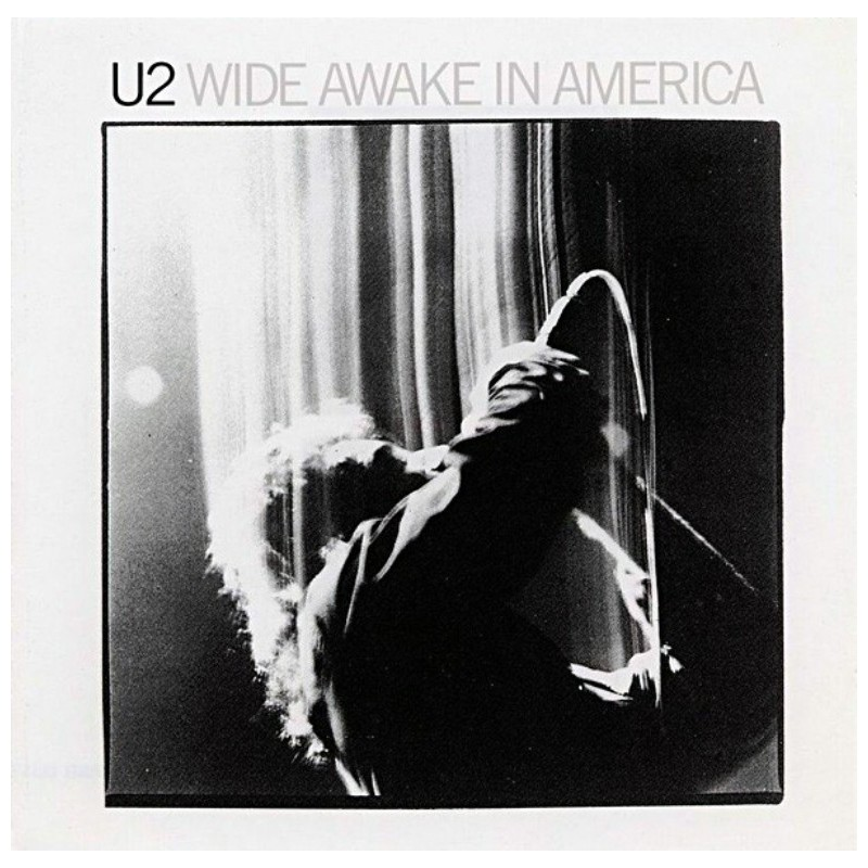 CD U2- wide awake in america 042284247924
