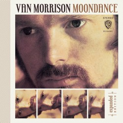 CD VAN MORRISON MOONDANCE