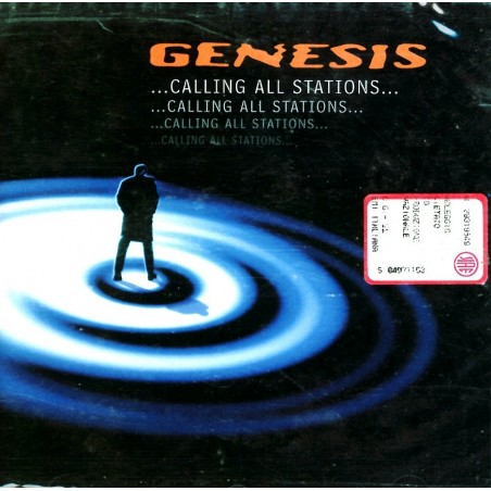 CD Genesis- calling all stations 724384460723