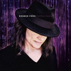 CD Robben Ford - Purple...