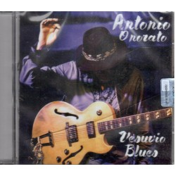 CD ANTONIO ONORATO VESUVIO BLUES